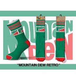 Cool Socks Cool Mountain Dew Retro Mens Socks