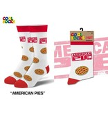 Cool Socks Cool American Pie Mens Socks