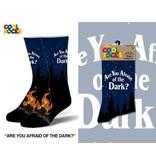 Cool Socks Cool Are You Afraid Of The Dark? Mens Socks