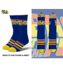 Cool Socks Cool Back To The Future Mens Socks