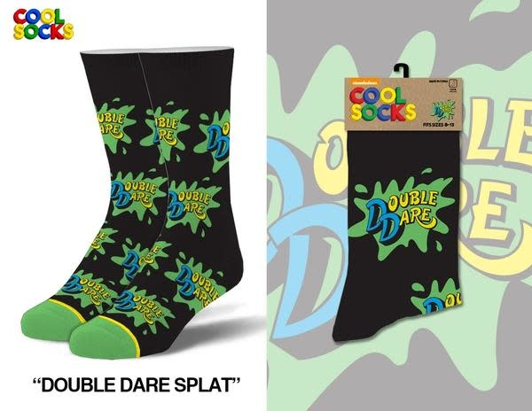 Cool Socks Cool Double Dare Mens Socks