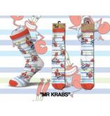 Cool Socks Cool Mr Krabs Mens Socks