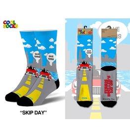Cool Socks Cool Skip Day Mens Socks