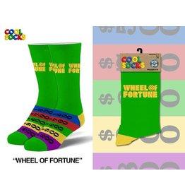 Cool Socks Cool Socks Wheel Of Fortune Mens Socks