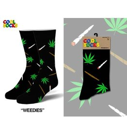 Cool Socks Cool Weedies Mens Socks
