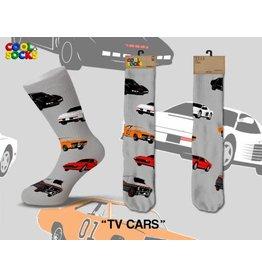 Cool Socks Cool TV Cars Mens Socks