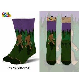 Cool Socks Cool Sasquatch Mens Socks