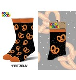 Cool Socks Cool Pretzels Socks Mens Socks