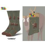 Cool Socks Cool Caribou Mens Socks