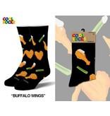 Cool Socks Cool Buffalo Wings Socks LRG