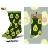 Cool Socks Cool Avocado Socks Mens