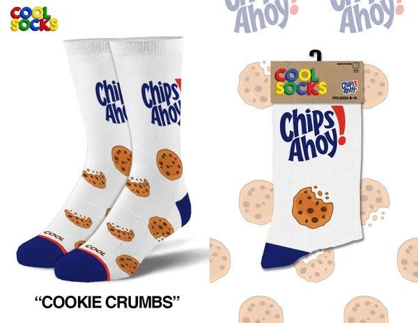 Cool Socks Cool Socks Chips Ahoy Crumbs Men Socks
