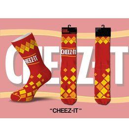 Cool Socks Cool Cheez It Mens Socks