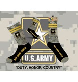 Cool Socks Cool Duty-Honor-Country Mens Socks