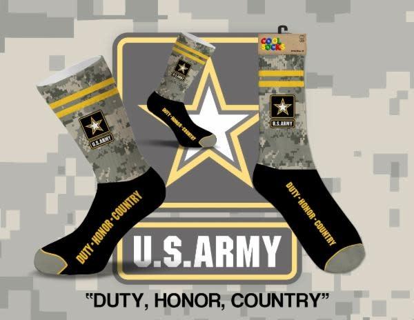 Cool Socks Cool Duty-Honor-Country LRG