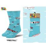 Cool Socks Cool Free Fall Mens Socks