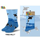 Cool Socks Cool Free Willy Mens Socks