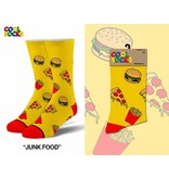 Cool Socks Cool Junk Food Mens Socks