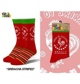 Cool Socks Cool Sriracha Mens Socks