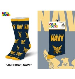 Cool Socks Cool US Navy Womens Socks
