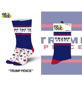 Cool Socks Cool Trump Pence Womens Socks