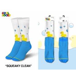 Cool Socks Cool Squeaky Clean Womens Socks