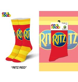 Cool Socks Cool Ritz Logo Womens Socks