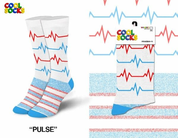 Cool Socks Cool Pulse Womens Socks