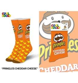 Cool Socks Cool Pringles Cheddar Cheese Womens Socks