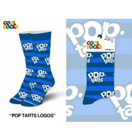 Cool Socks Cool Socks Pop Tarts Logo Womens Socks