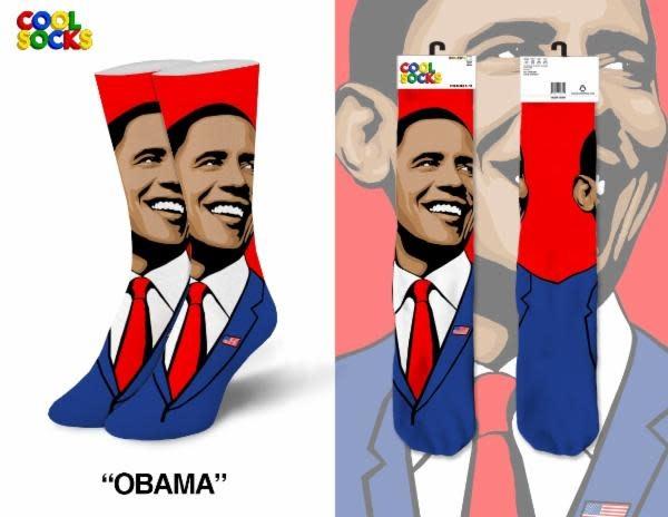 Cool Socks Cool Obama Womens Socks
