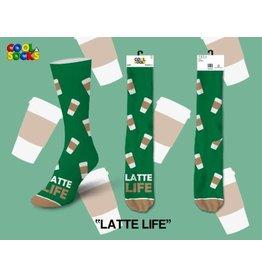 Cool Socks Cool Socks Latte Life Women Socks