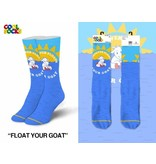 Cool Floats Your Goat Womens Socks