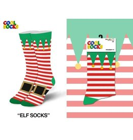 Cool Socks Cool Elf Socks Womens Socks