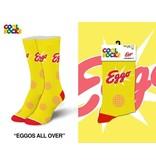 Cool Socks Cool Eggo Waffles Womens Socks
