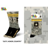 Cool Socks Cool Duty Honor Country Womens Socks