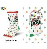 Cool Socks Cool Apple Jacks Womens Socks