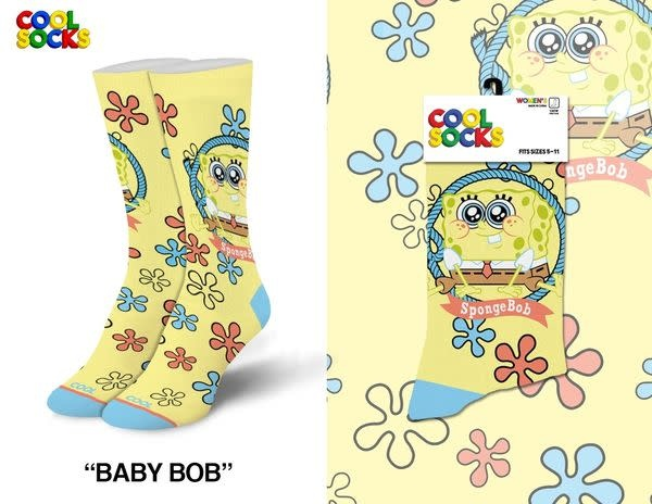 Cool Socks Cool Baby Bob Womens Socks