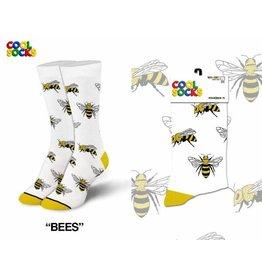 Cool Socks Cool Bees Womens Socks