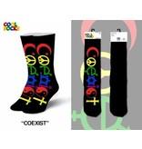 Cool Socks Cool Coexist Womens Socks