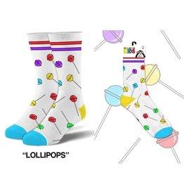 Cool Socks Cool Lollipops Kids 4-7  Socks