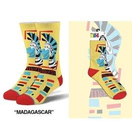 Cool Socks Cool Madagascar Kids 7-10  Socks