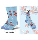 Cool Socks Cool Mr Krab Kids 4-7 Socks