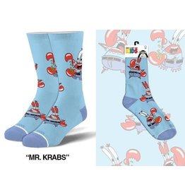 Cool Socks Cool Mr Krab Kids 7-10 Socks