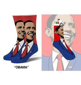 Cool Socks Cool Obama Kids 7-10 Socks