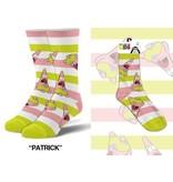 Cool Socks Cool Patrick Kids Ages 7-10 Socks