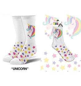 Cool Socks Cool Unicorn Kids 7-10 Socks