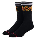 ACDC Striped Socks 10-13