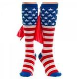 American Flag Knee High Cape