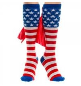 American Flag Knee High Cape